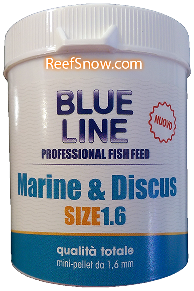 Blue Line Marine & Discus size 1,6 mm - 65 g