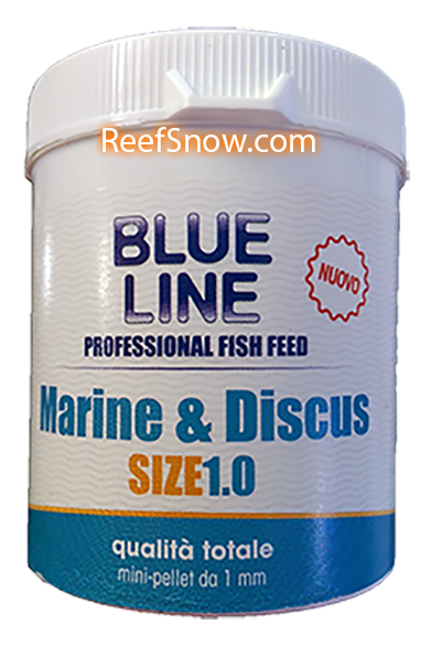 Blue Line Marine & Discus size 1,0 mm - 65 g