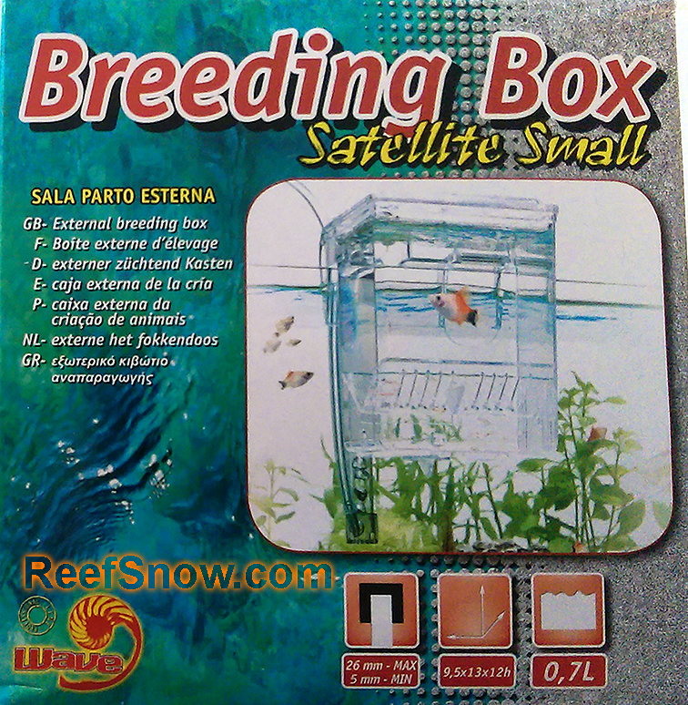 Breeding Box satellite small