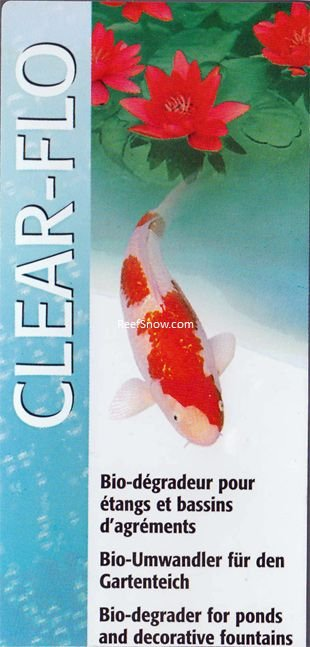 Clear-FLO Aquapond