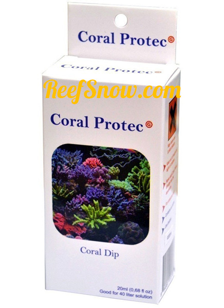 Coral Protect - coral dip 20 ml